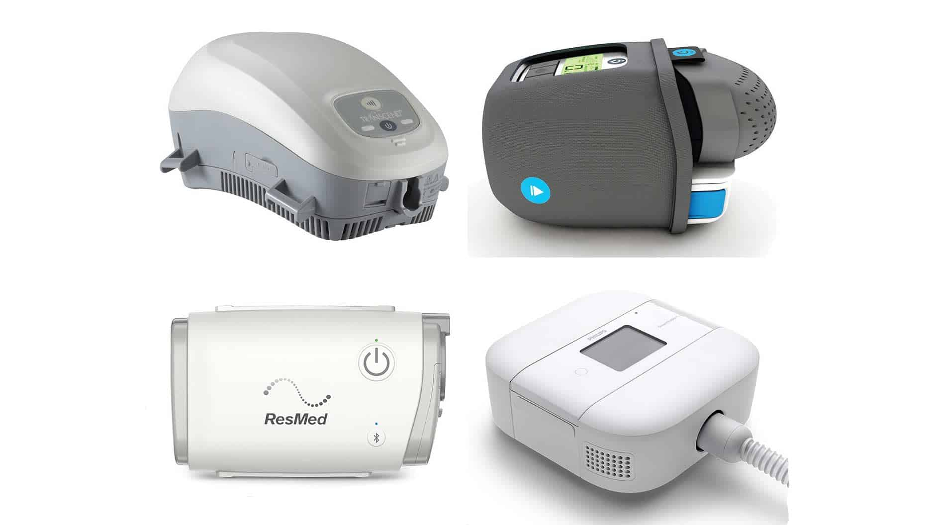 Best Travel CPAP Machines of 2018! The Top 4 Portable CPAPs