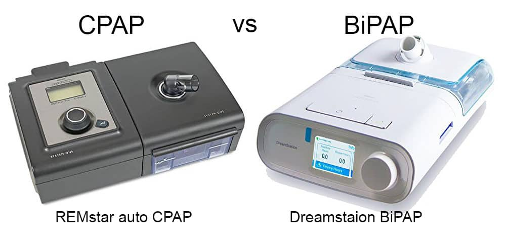 CPAP vs BIPAP – What is the difference and which one do you need?